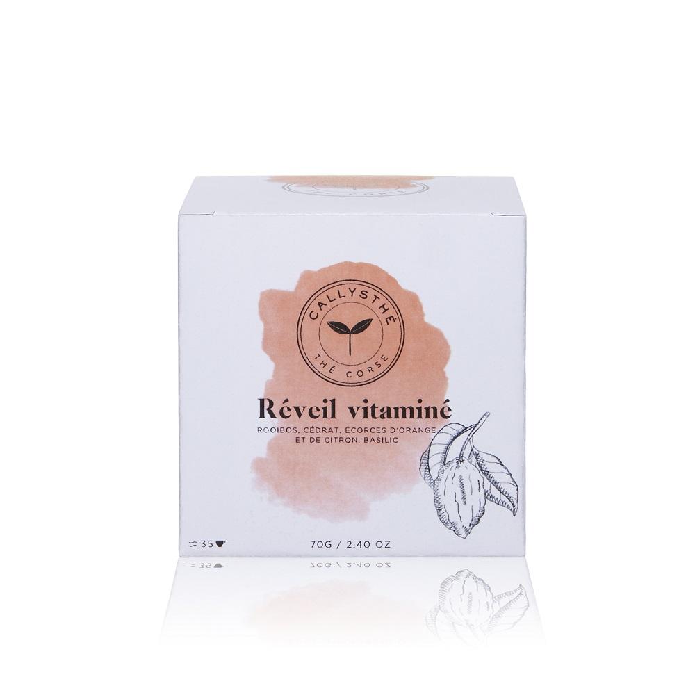 Rooibos Réveil Vitaminé