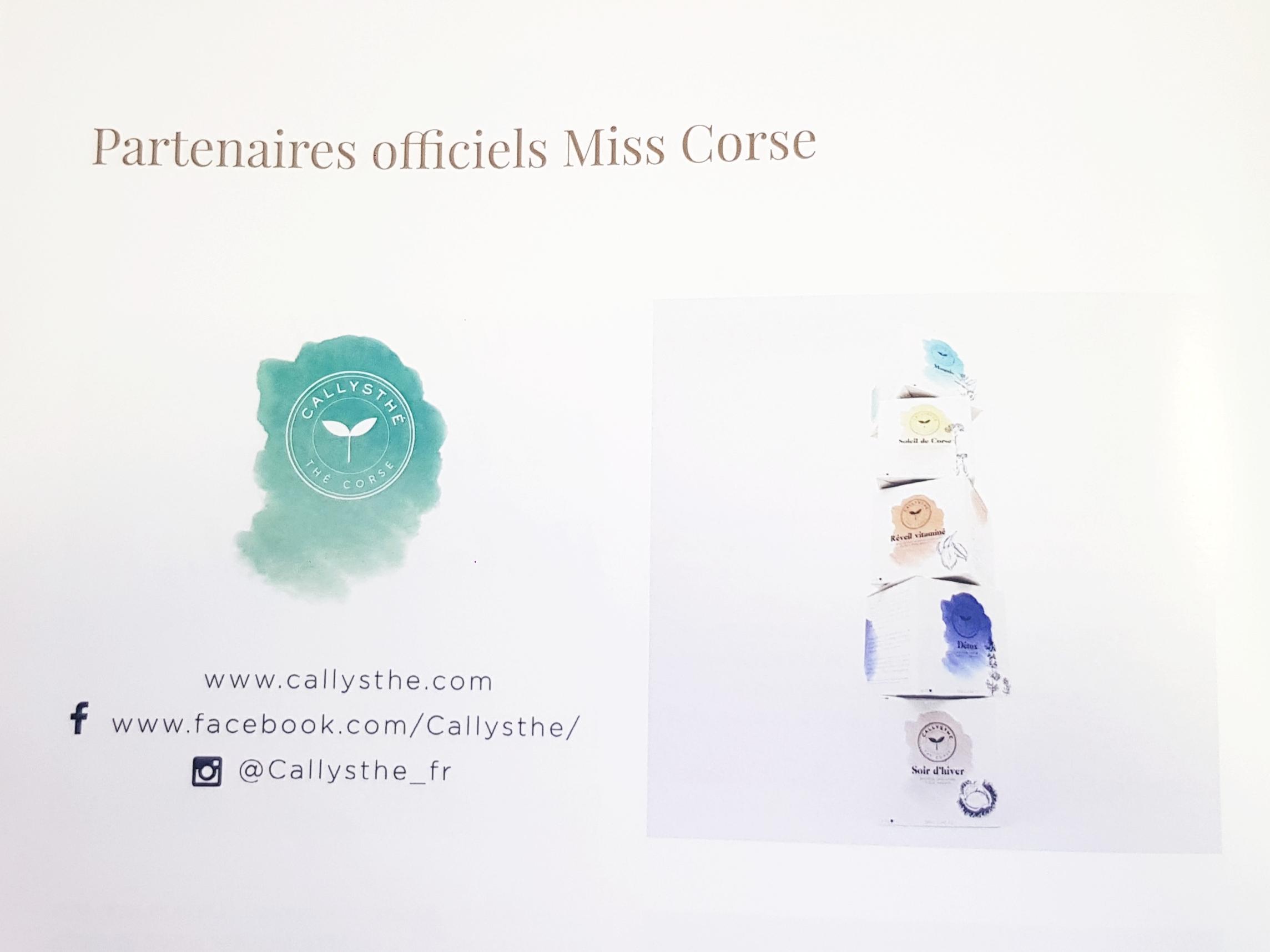 Miss Corse Magazine