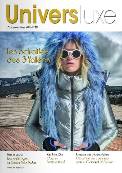 Univers Luxe couverture