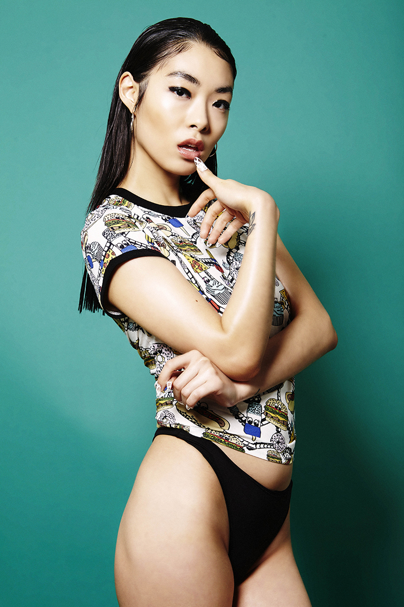 RINA for the blog styled by me shot by Olivia Richardson