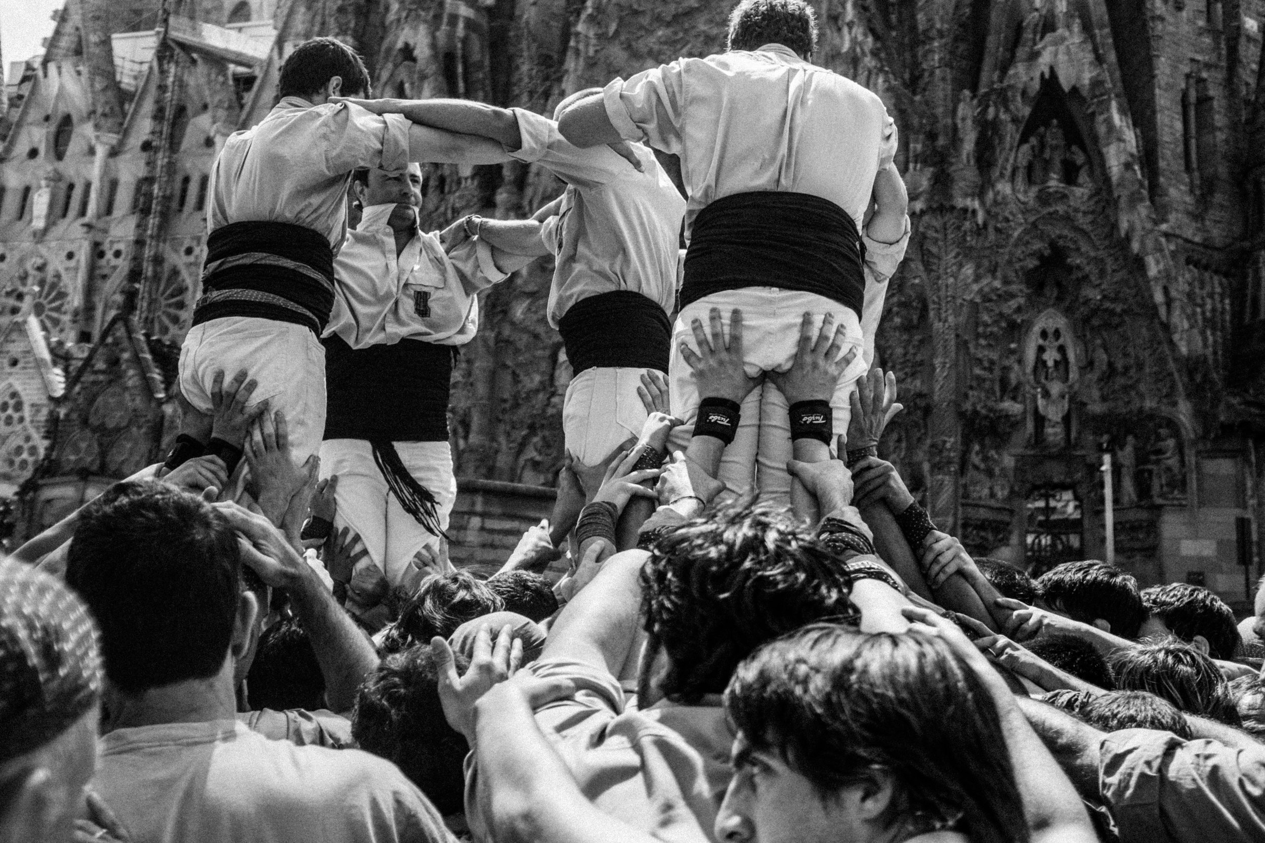 Castellers by Jorge Güiro 3.jpg
