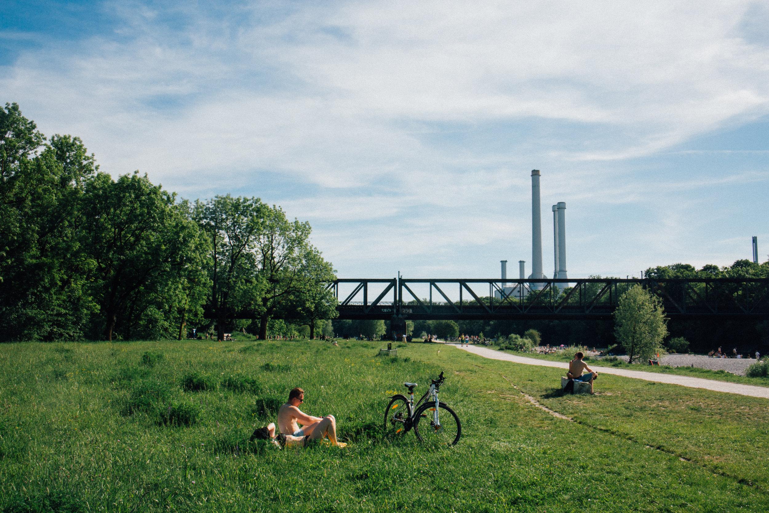Río Isar, München by Jorge Güiro 4.jpg