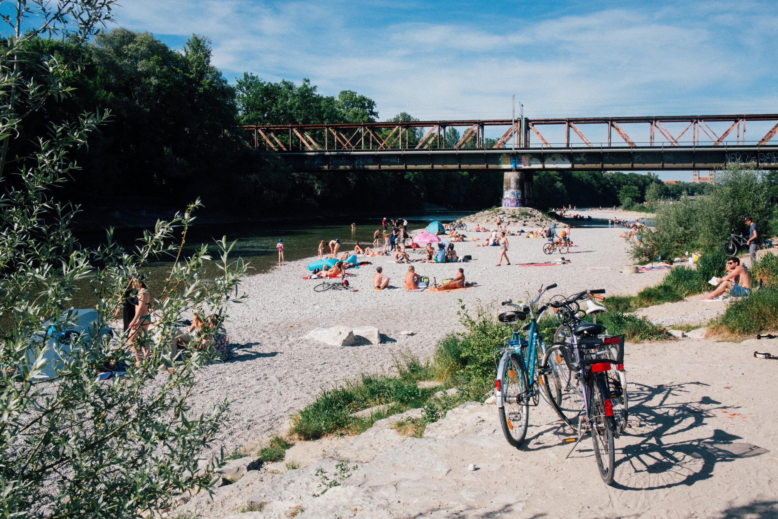 Río Isar, München by Jorge Güiro 8.jpg