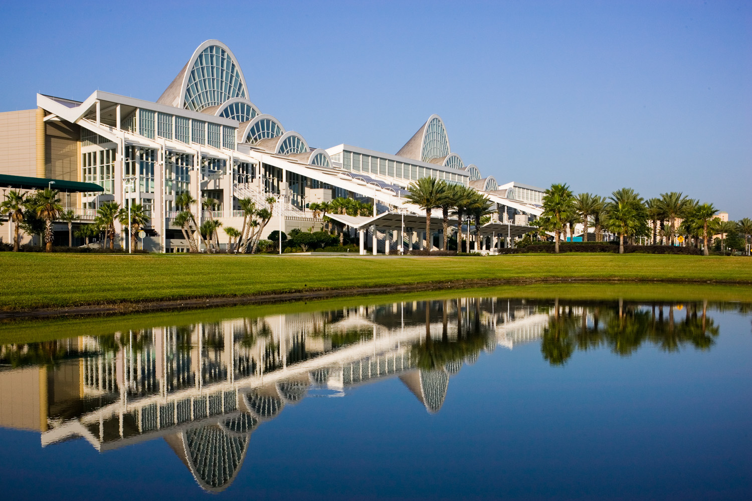 Orange County Convention Center, Orlando