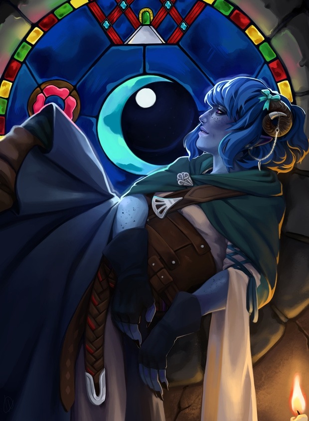 Critical Role: Jester