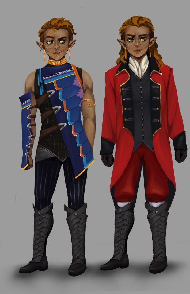 Character Design: René Rigger
