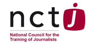 Liz Green, accredited with the NCTJ Post Graduate Degree in Newspaper Journalism