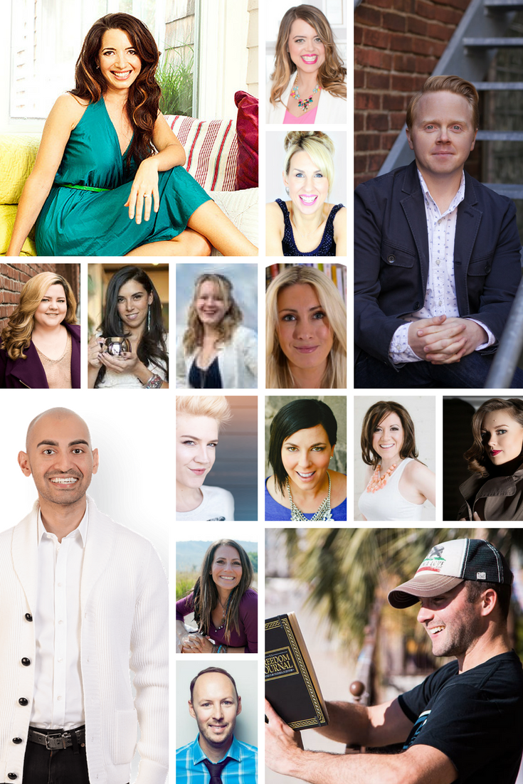 Want to write better for your business? Get 15 writing tips from today's top entrepreneurs, from Green Goose Ghostwriting.