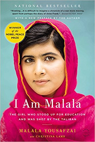 What is a memoir? Example from Malala Yousafzai on Green Goose Ghostwriting