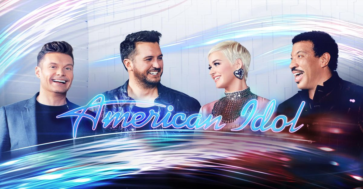 Yes, I love American Idol and no, I'm not ashamed of it.