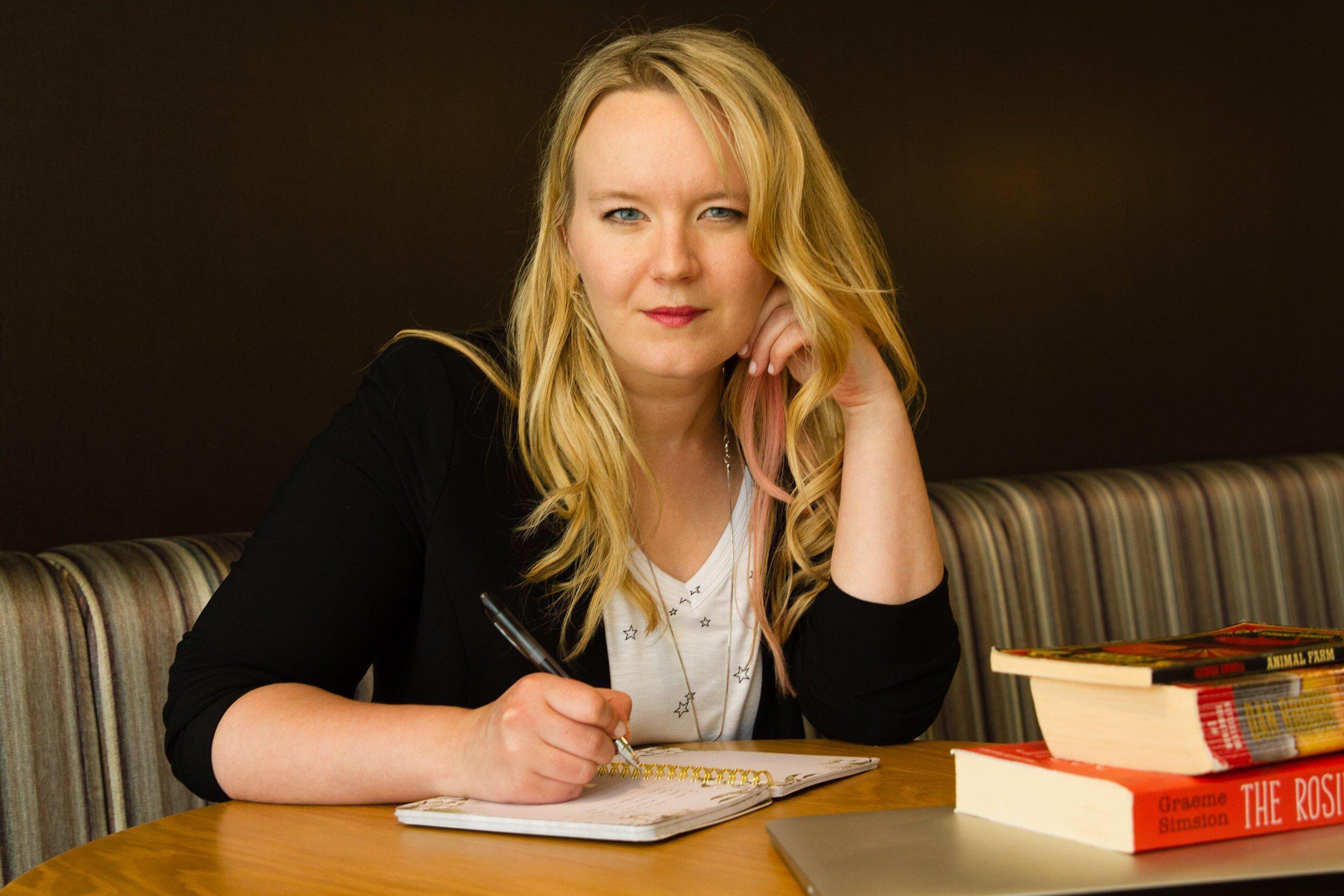 Liz Green. book coach.