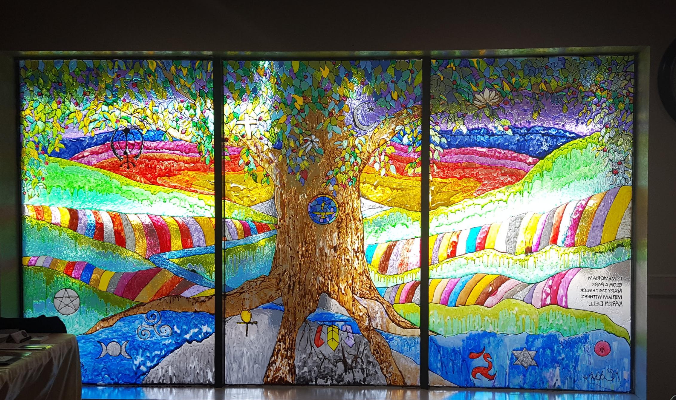 Kim-Eddins-Mural
