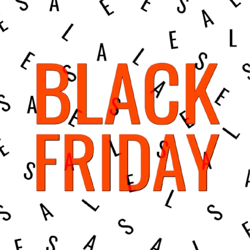 Andee's Black Friday