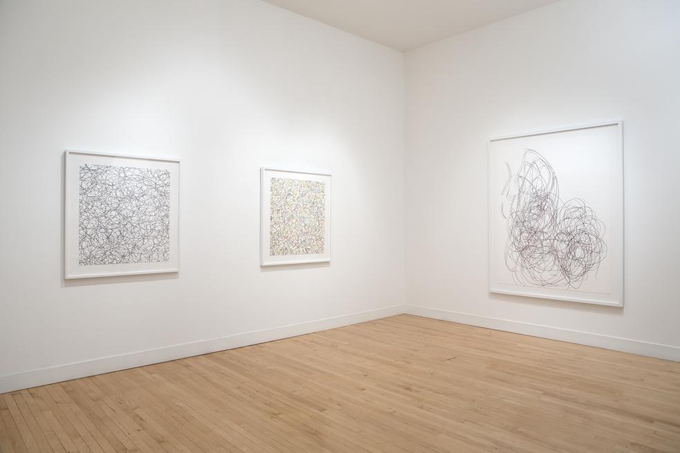 Tom Mueske Haines Gallery, San Francisco CA 2008