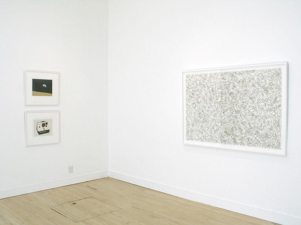 Kota Ezawa and Tom Mueske, Haines Gallery, San Francisco CA 2007