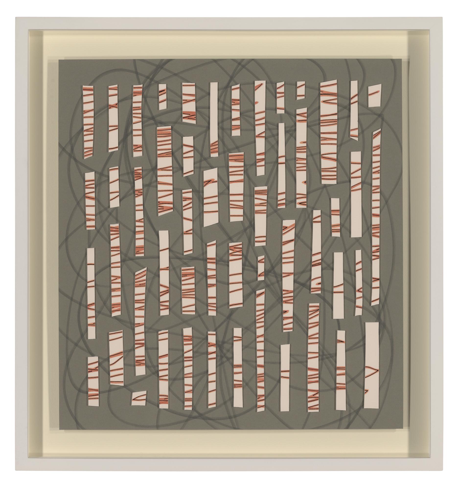 Tom Mueske, Collage, 2011