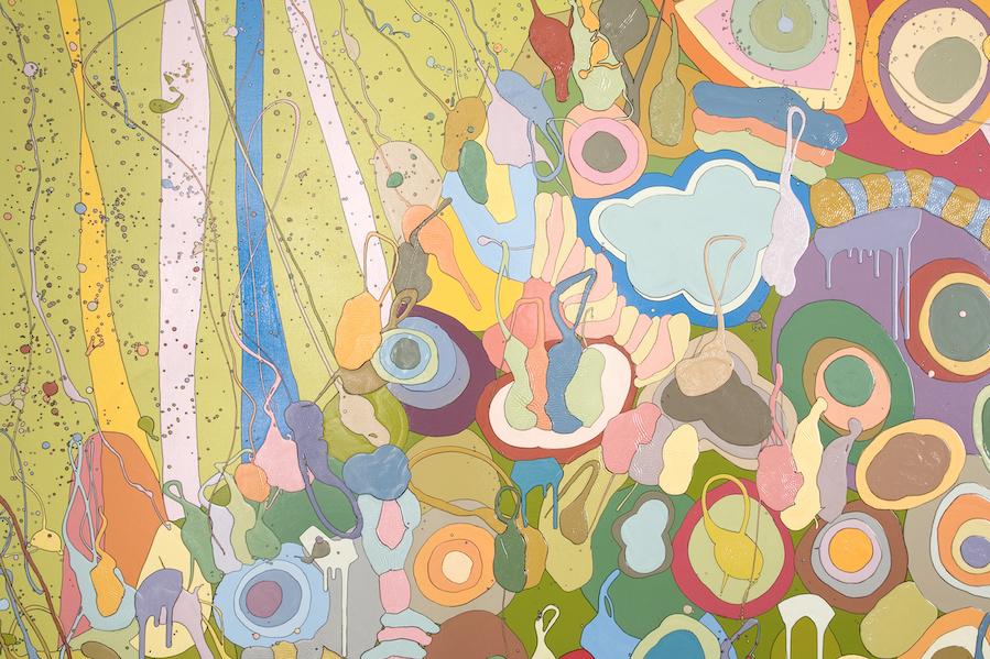 Tom Mueske, Oil enamel