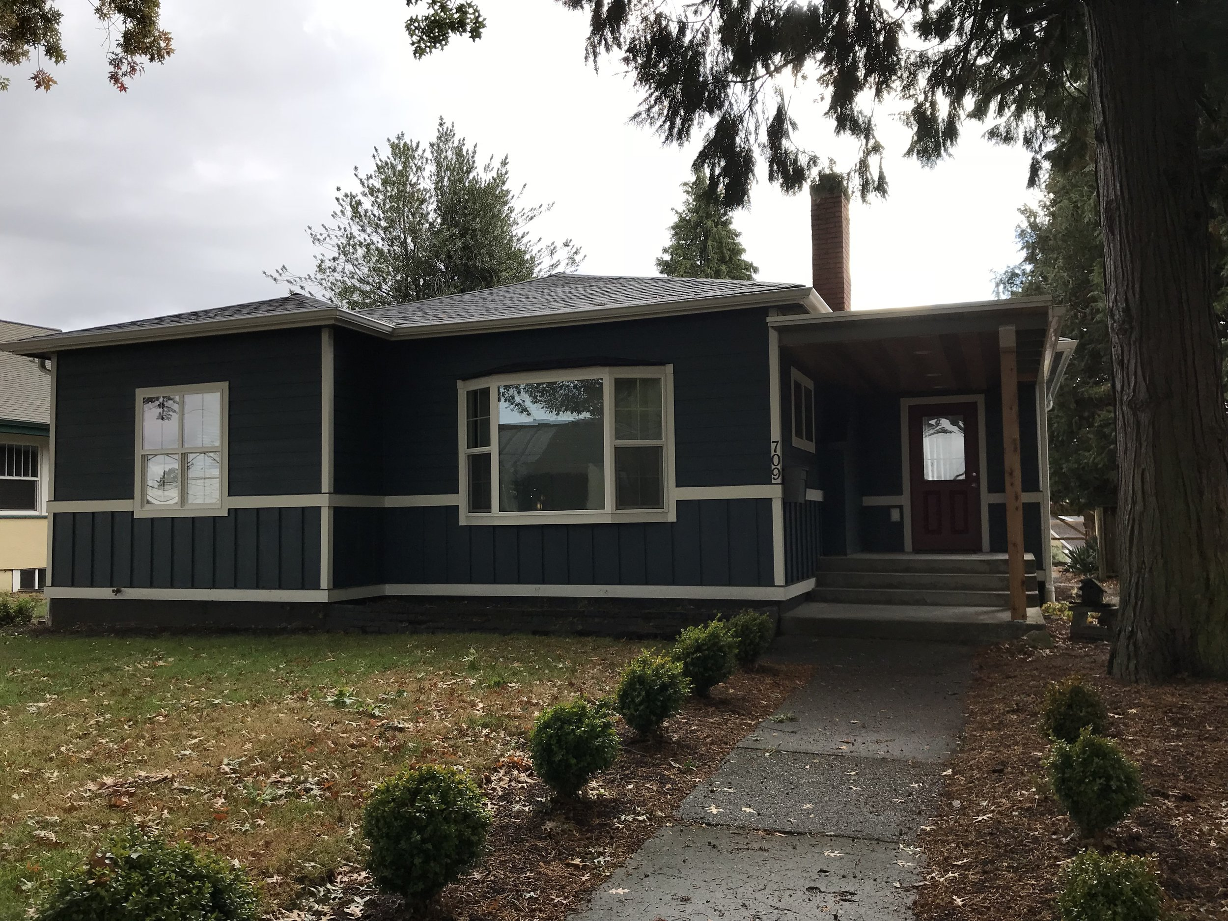 Where can I find you? - Nestled near the heart of downtown Lynden, WA….