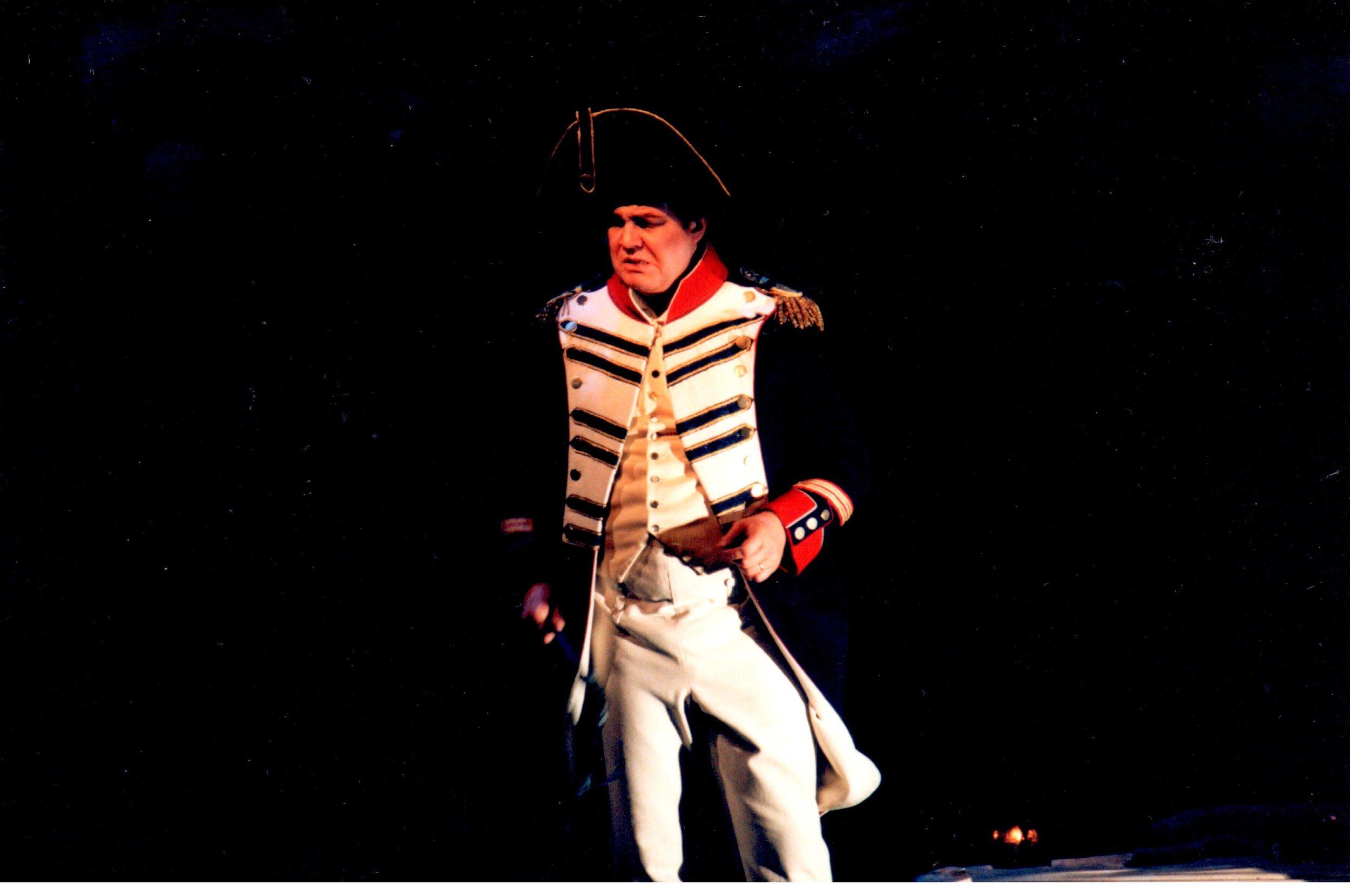 Claggert     Santa Fe Opera
