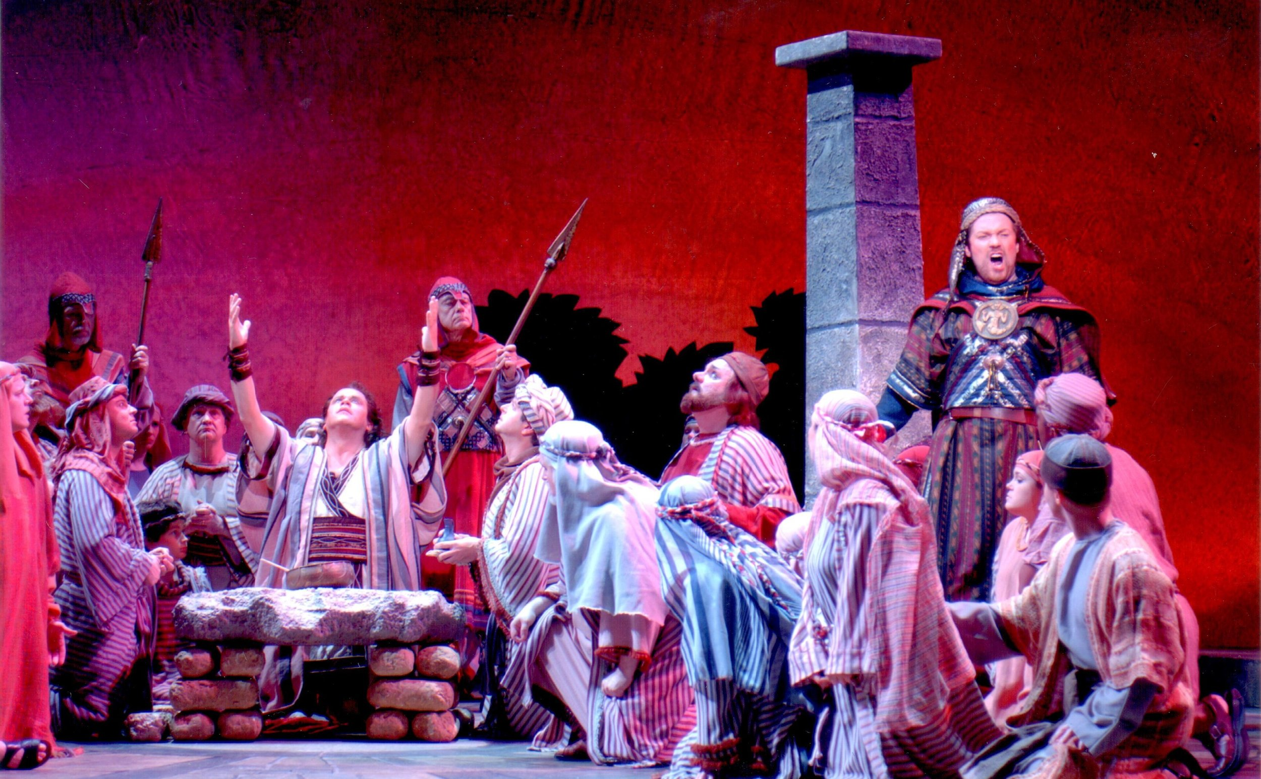 Abimelech   Indianapolis Opera
