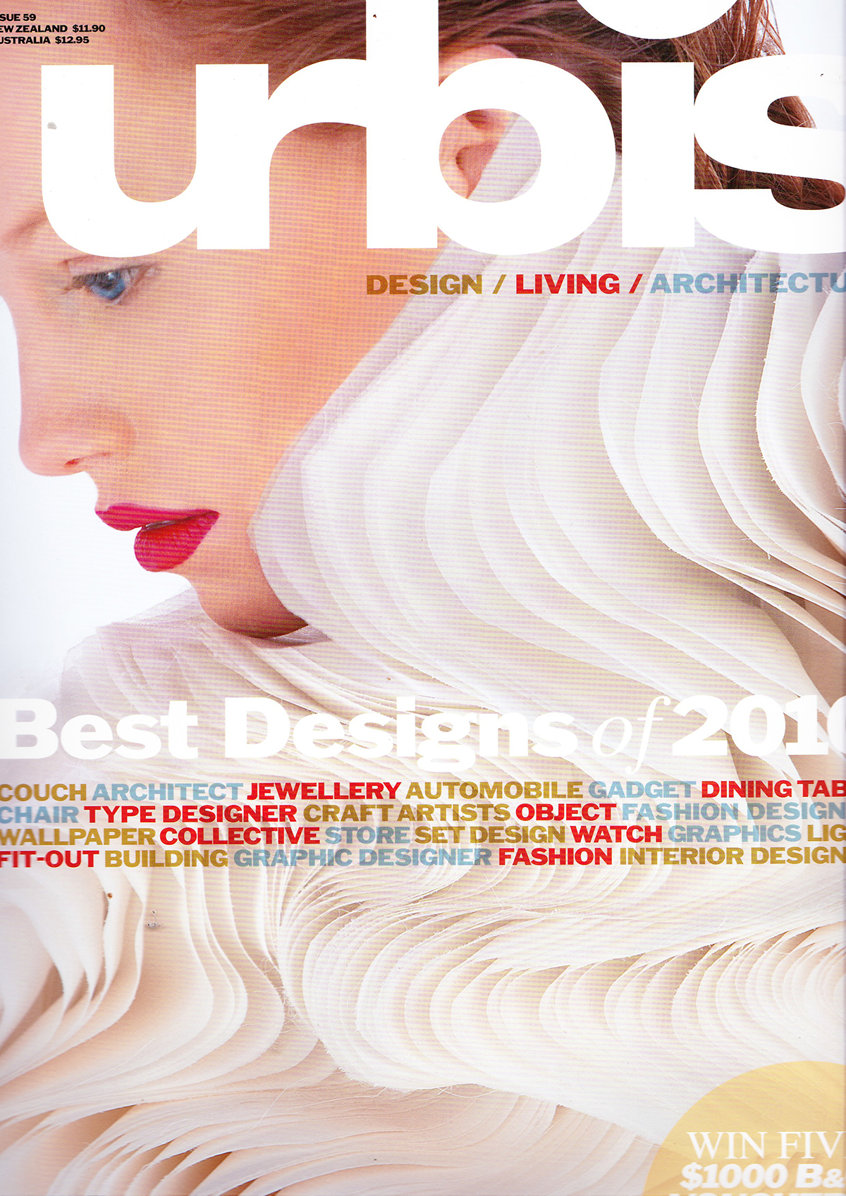 Urbis Magazine  Best Designs of 2010