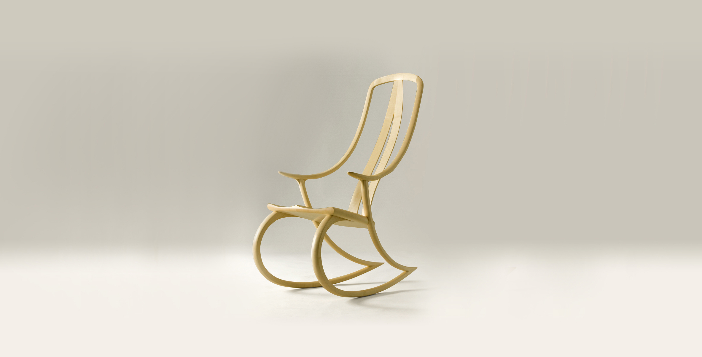 David Haig Rocking Chair