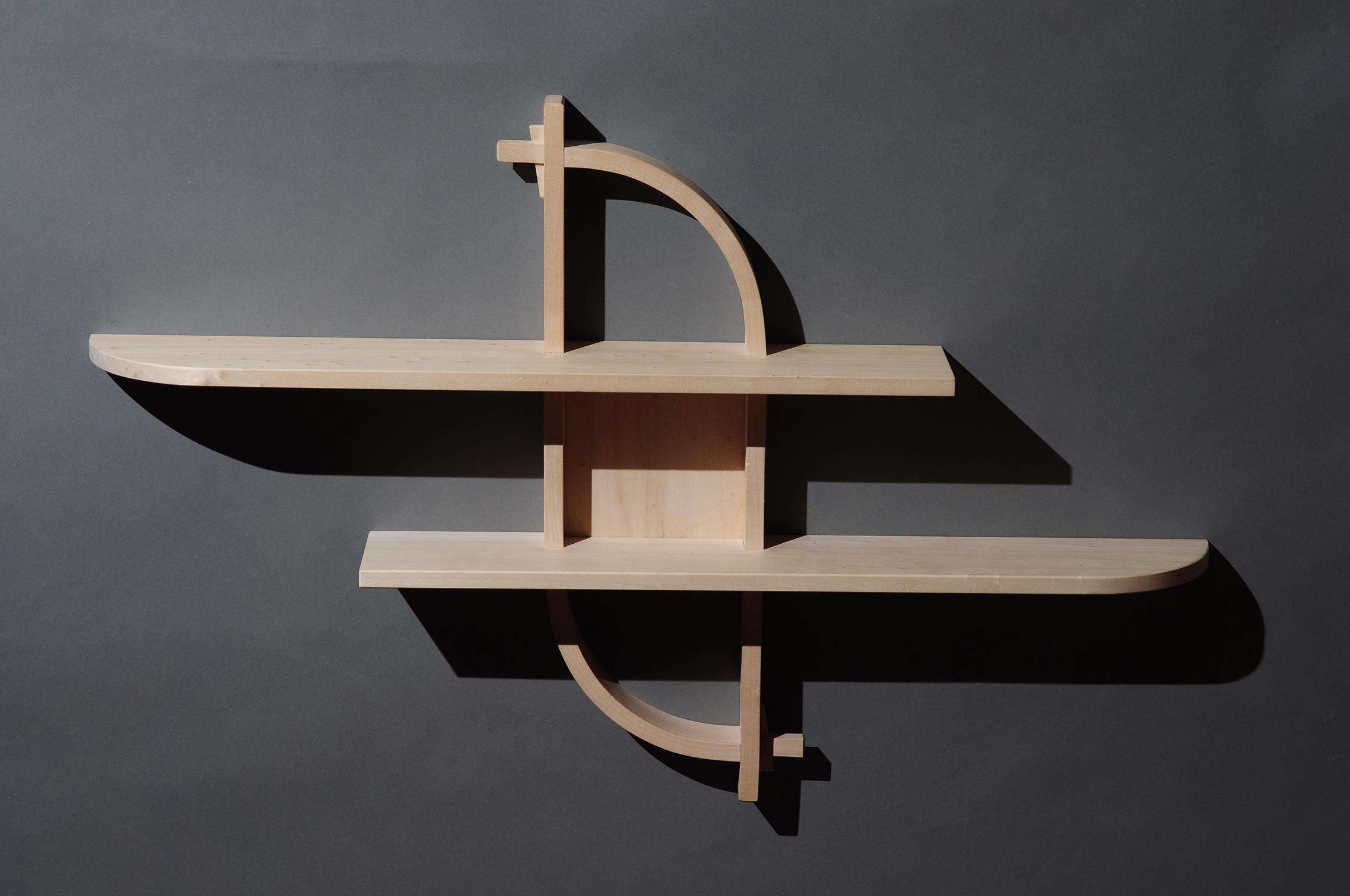 Wall-hung  shelf, sycamore, 2014.jpg