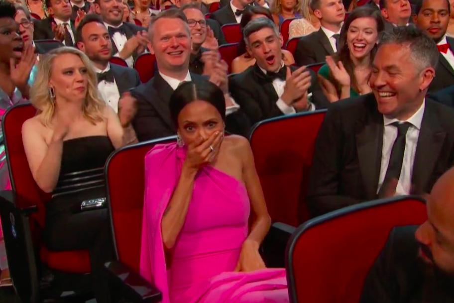 Thandie Newton wins Emmy