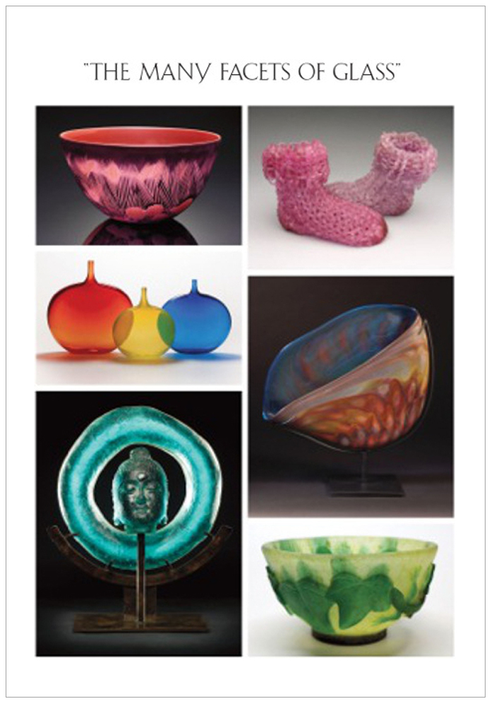 THE MANY FACETS OF GLASS March 2015