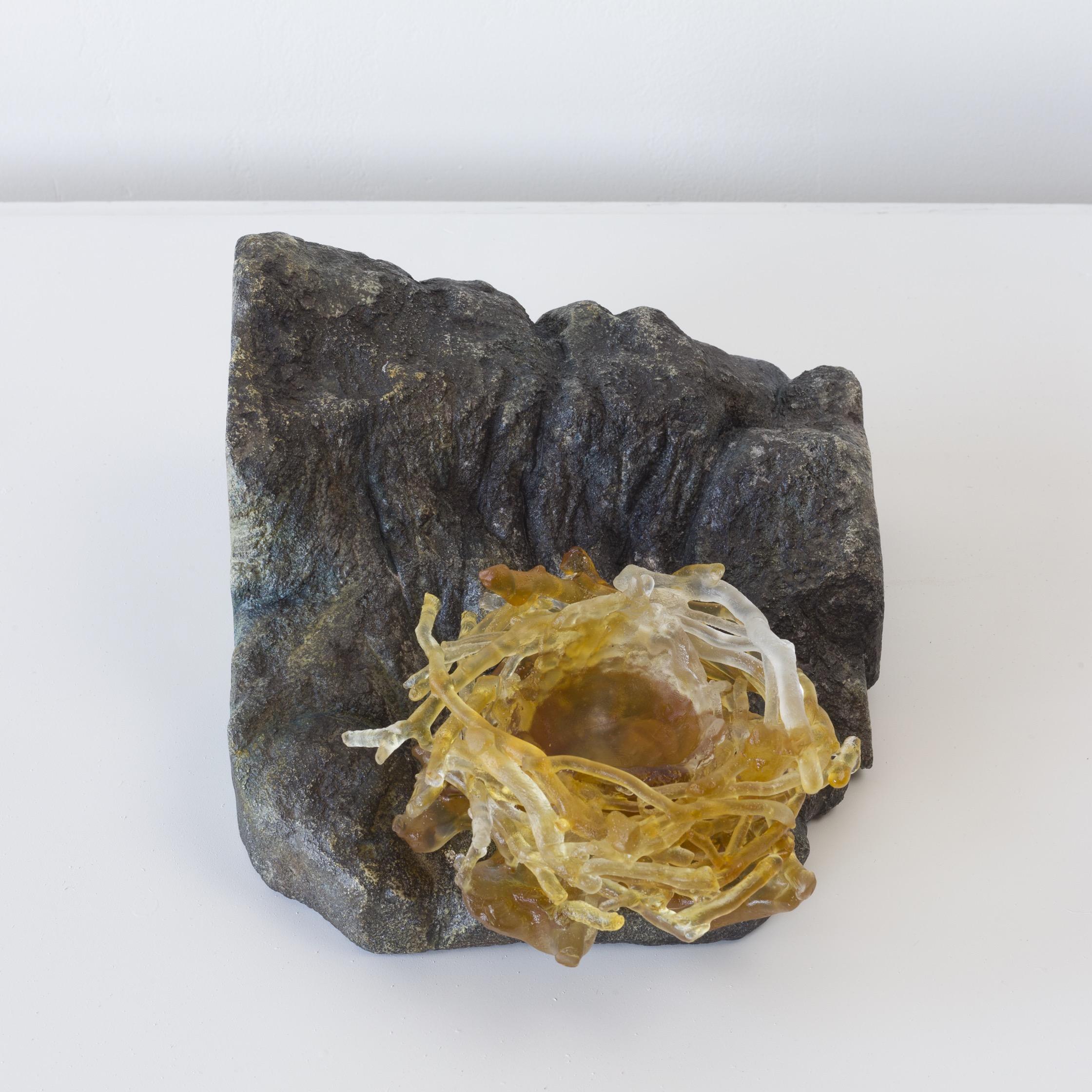 Margin  cast glass