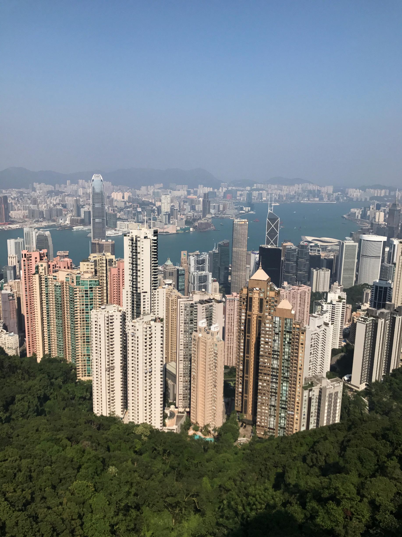 hong kong view fer millan travel fernanda  Millan fashion blog