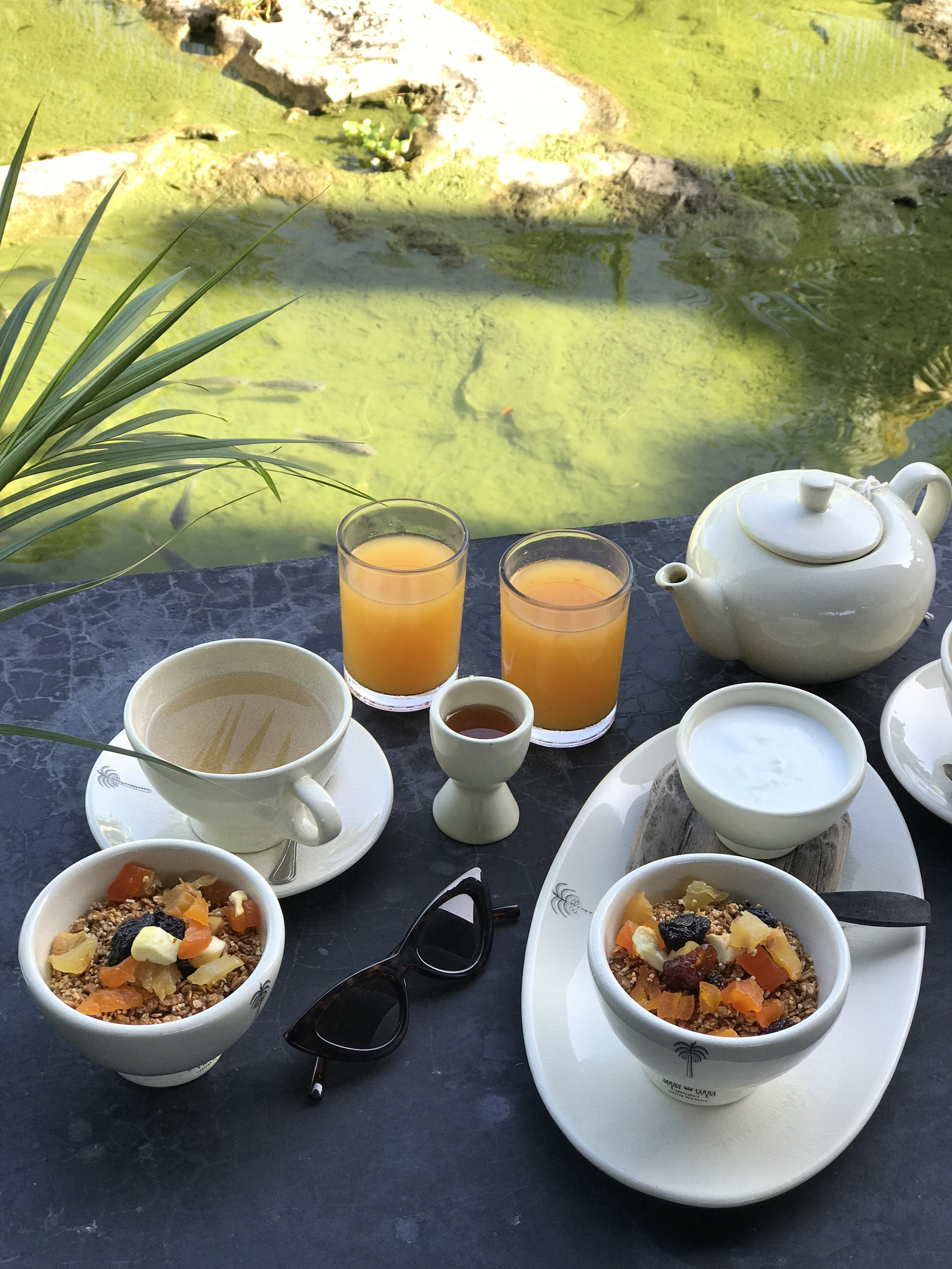 desayuno breakfast coqui coqui coba