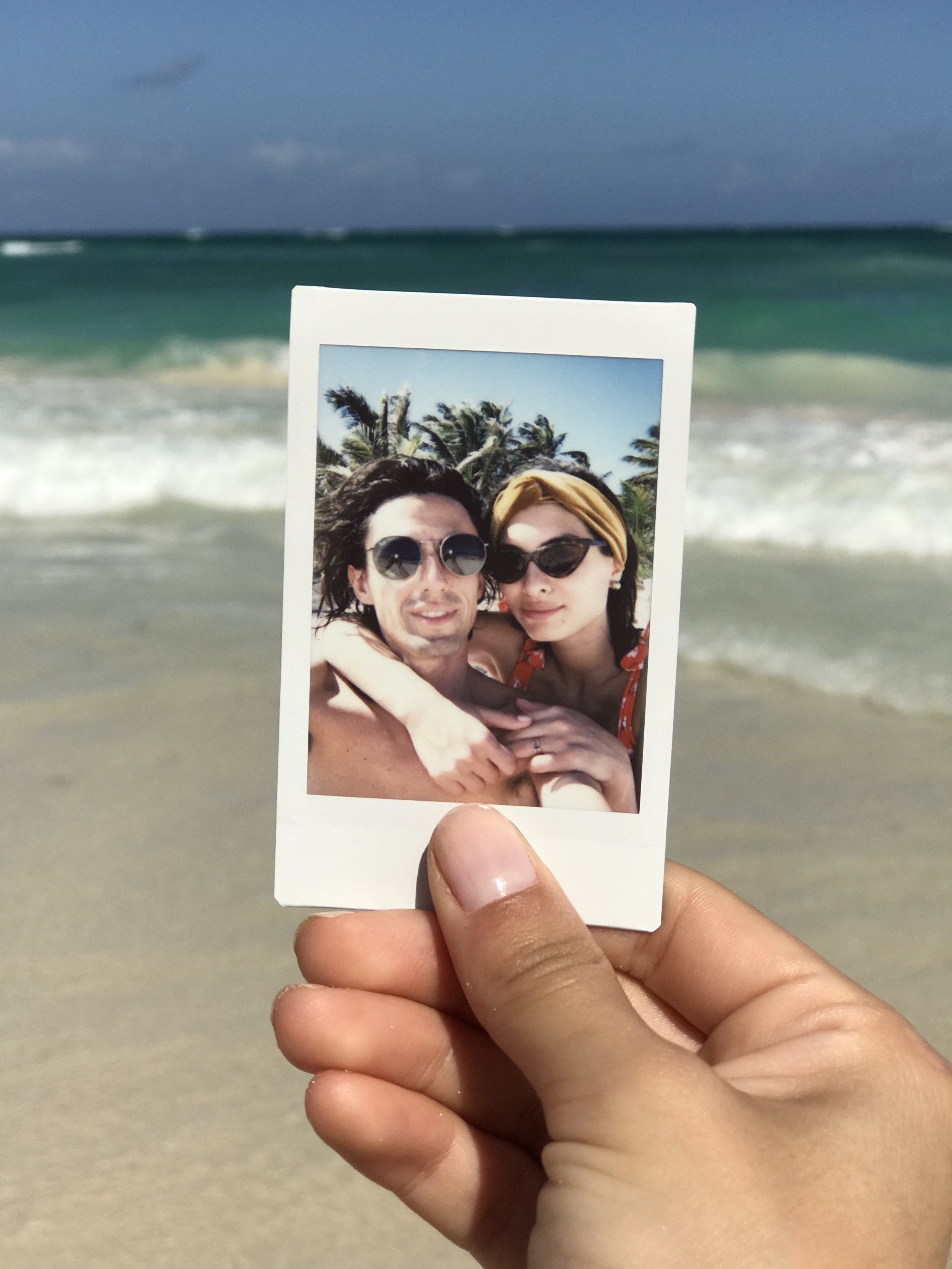 love trip tulum fer y dom beach