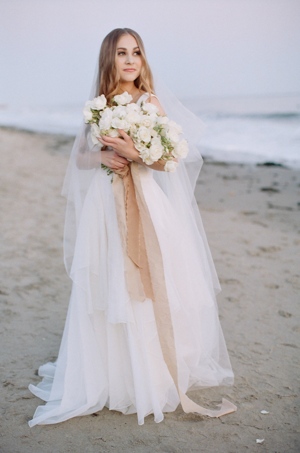 California Beach Elopement