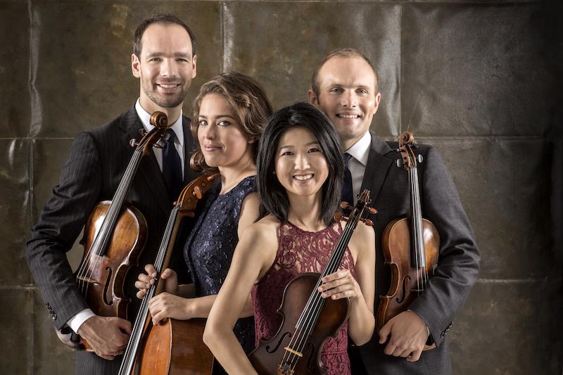 Copy of Jasper String Quartet