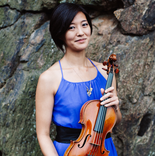 Karen Kim, violin