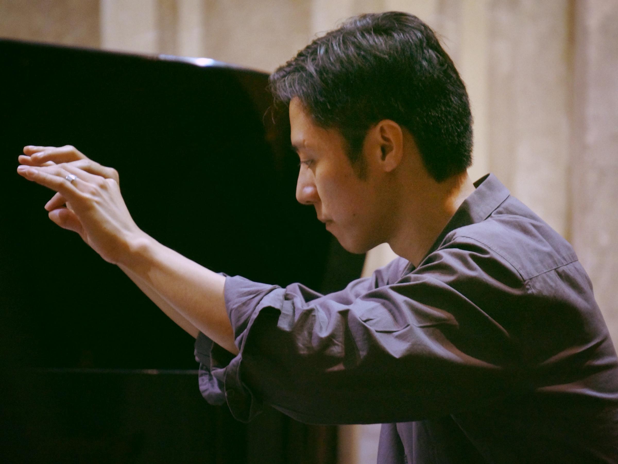 Patrick Castillo, composer