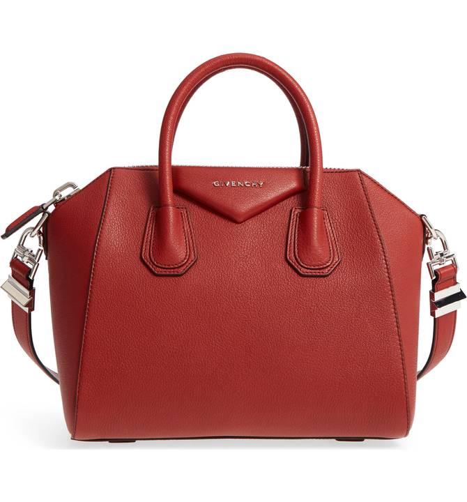 Givenchy 'Small Antigona' Leather Satchel - $2290 -