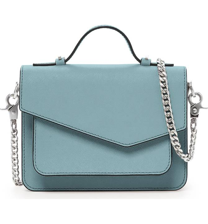Botkier Mini Cobble Hill Calfskin Leather Crossbody Bag - $178 -