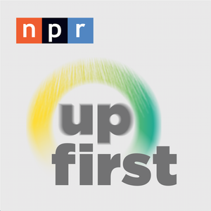 Up First by NPR - Get your daily dose of relevant news with this 10-minute podcast uploaded every week day at 3 A.M. (PT).