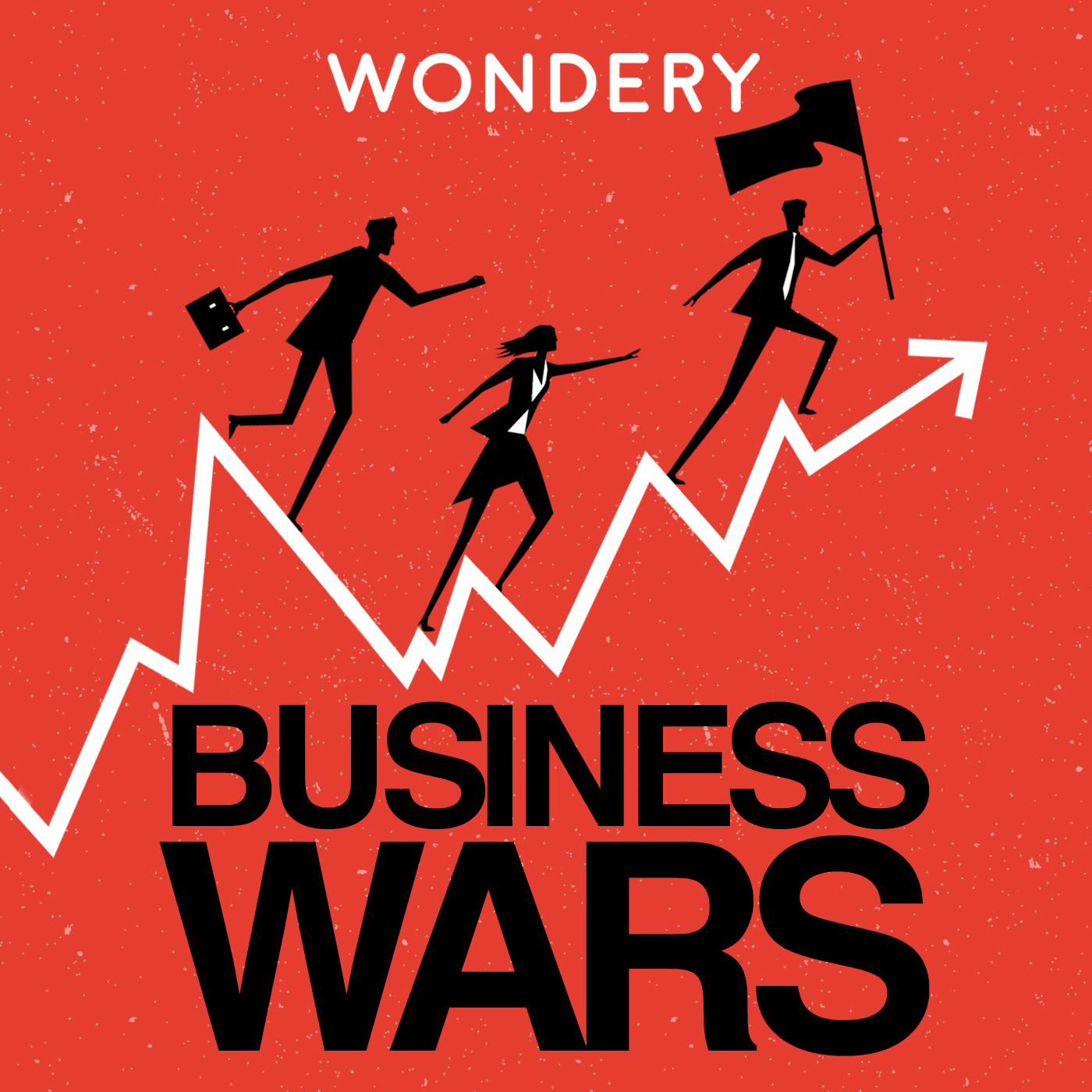 Business Wars by Wondery - This innovative podcast series documents some of the most brutal corporate wars in series form. Some of the spotlights include Nintendo vs. Sony, Nike vs. Adidas, and Marvel vs. DC. Give it a listen!