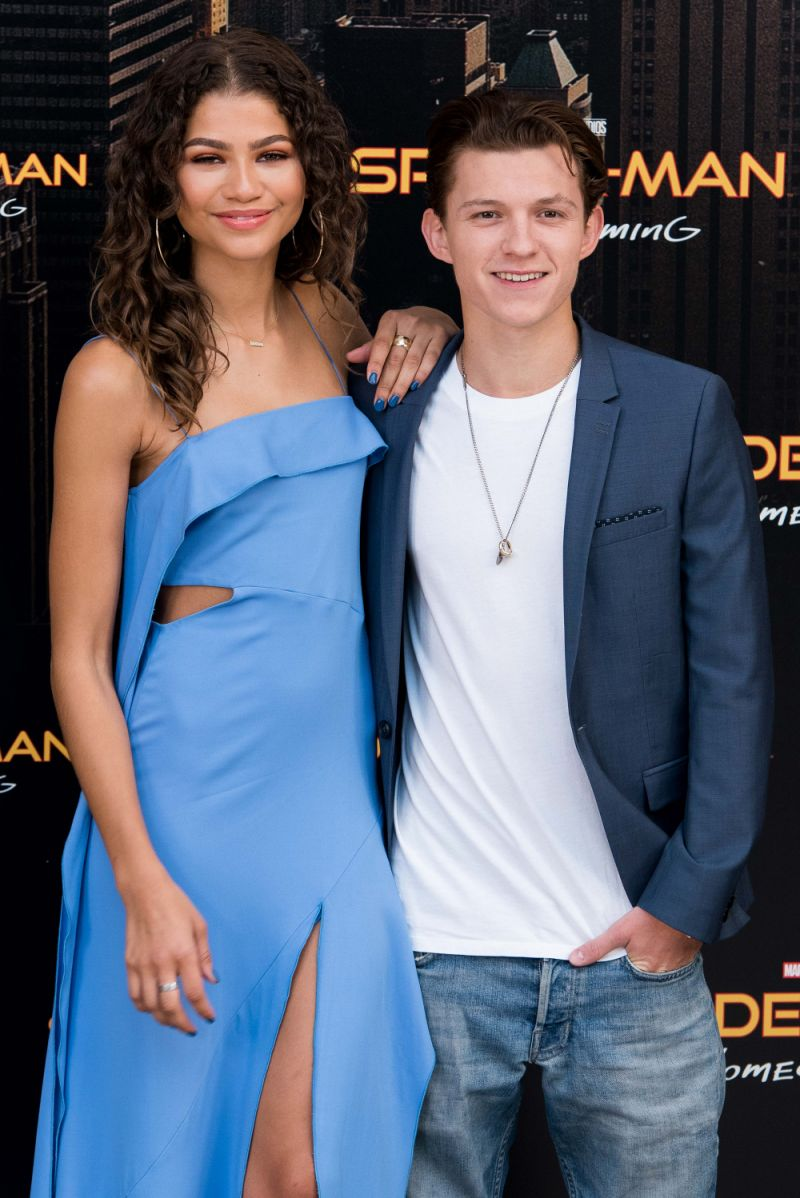 Spiderman: Homecoming   co-stars Zendaya and Tom Holland insist that they are just best friends despite numerous dating rumors. Regardless, they care about each others so much and are constantly showing it.
