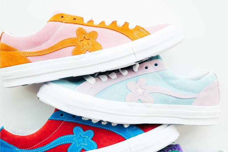 Converse X Golf le Fleur One Star Sneaker - Buy these shoes at Nike for $100.