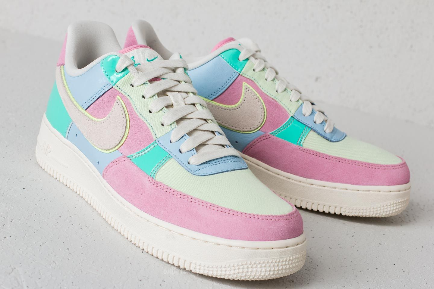 Nike Air Force 1 '07 - Buy these adorably colorful shoes at Kith for $130.