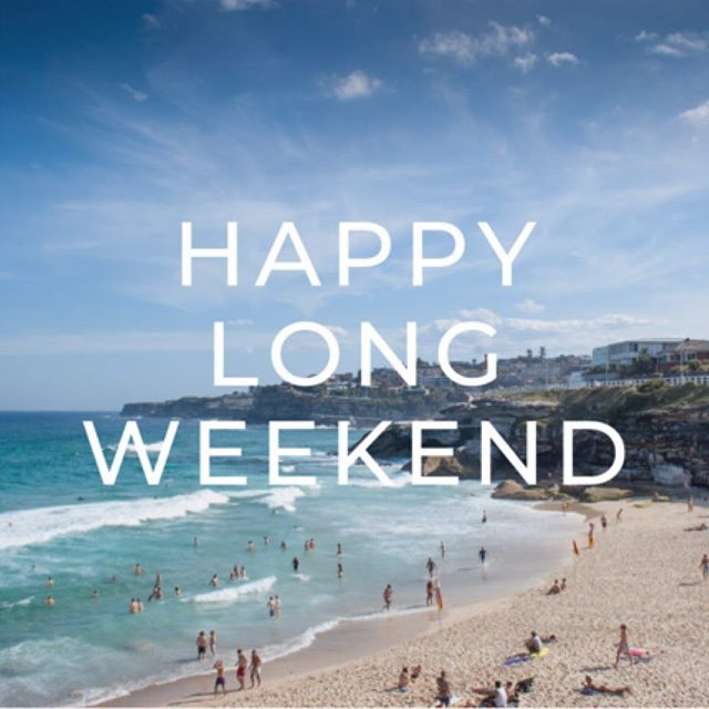 Happy long weekend from the team at Be Your Brand! Wishing everyone a restful, safe and fun-filled weekend ☀️ . . . #sydneysmallbusiness #creative #agency #brand #beyourbrand #brandagency #personalbrand #success #socialmedia #marketing #online #social #wework #together #inspired #market #advertising #bondibeach #bondijunction #sydneybusiness #sydneyentrepreneurs #network #summer #city #easternsuburbs #martinplace #blog #strategy #blogging