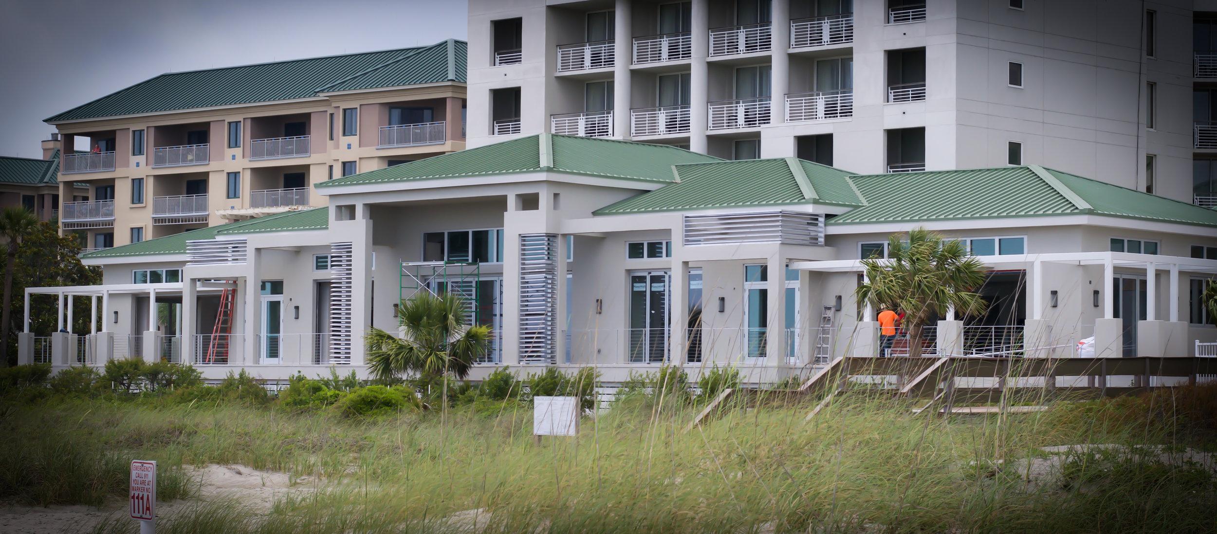 Pavilion - Westin Hilton Head Island Resort & Spa