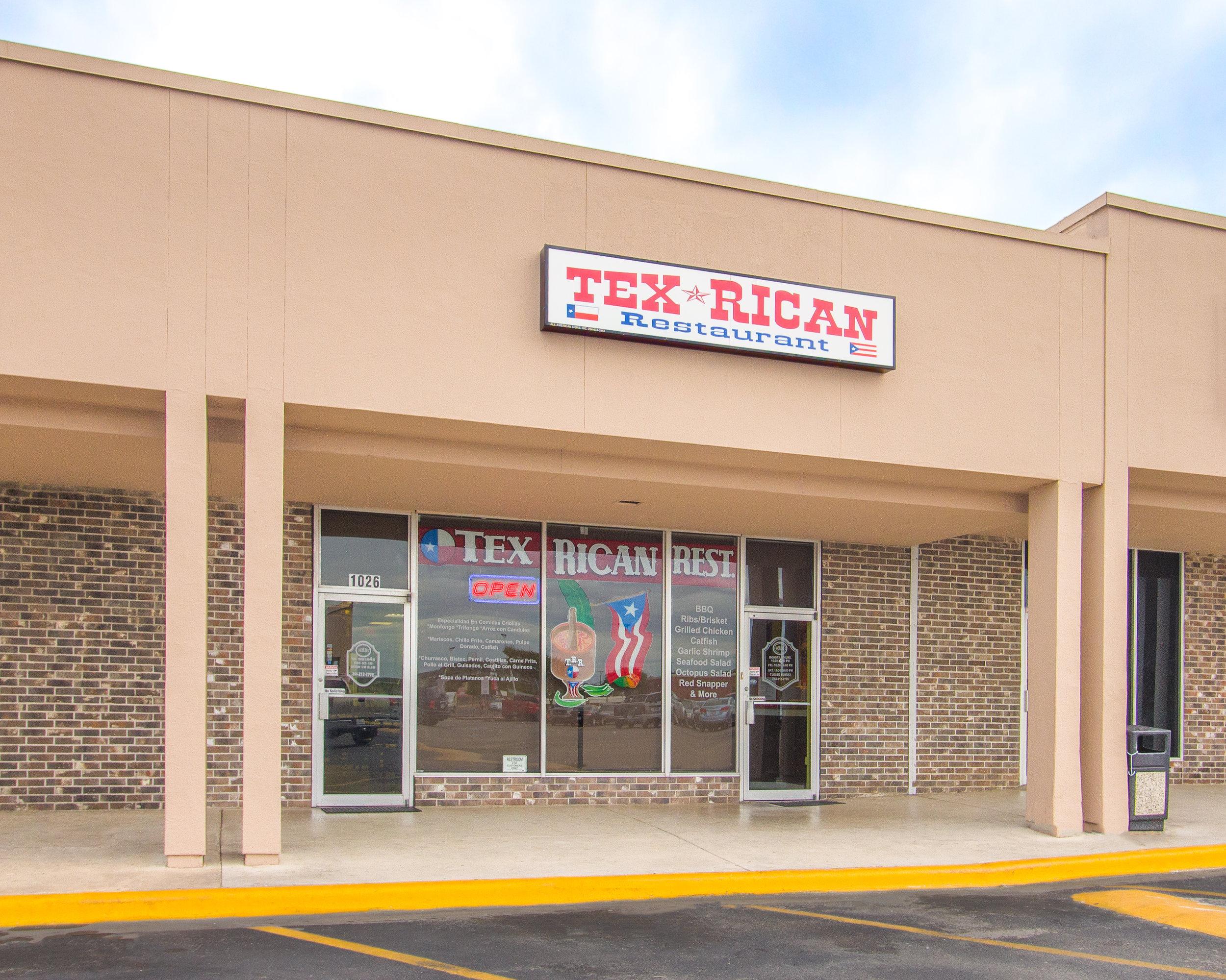 Tex Rican Restaurant