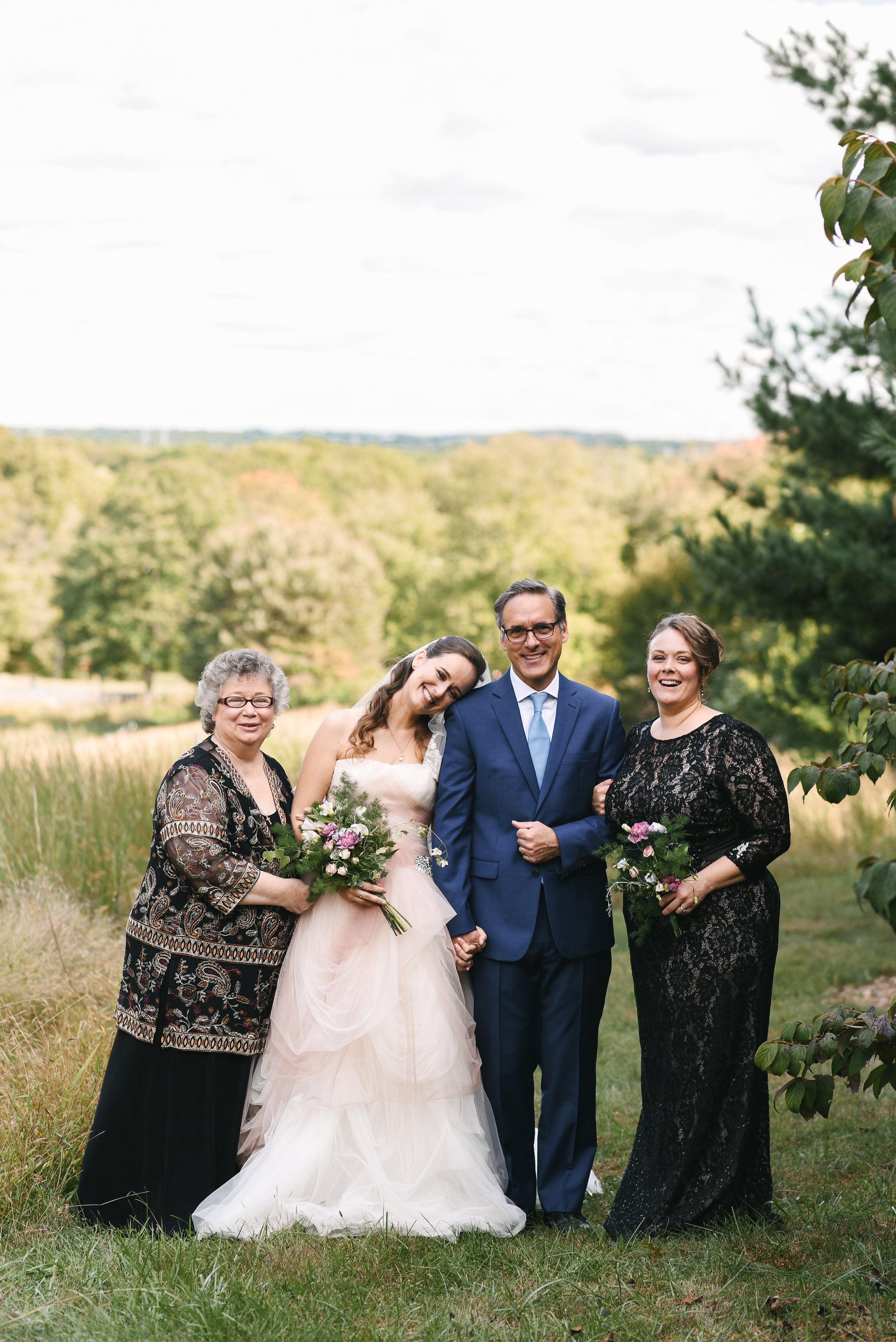 Vintage, DIY, Rustic, Germantown, Baltimore Wedding Photographer, Alternative, Casual, Outdoor Wedding, Church Wedding, Whimsical, Campground, DIY Wedding Bouquet, Portrait Photo, Family Photo