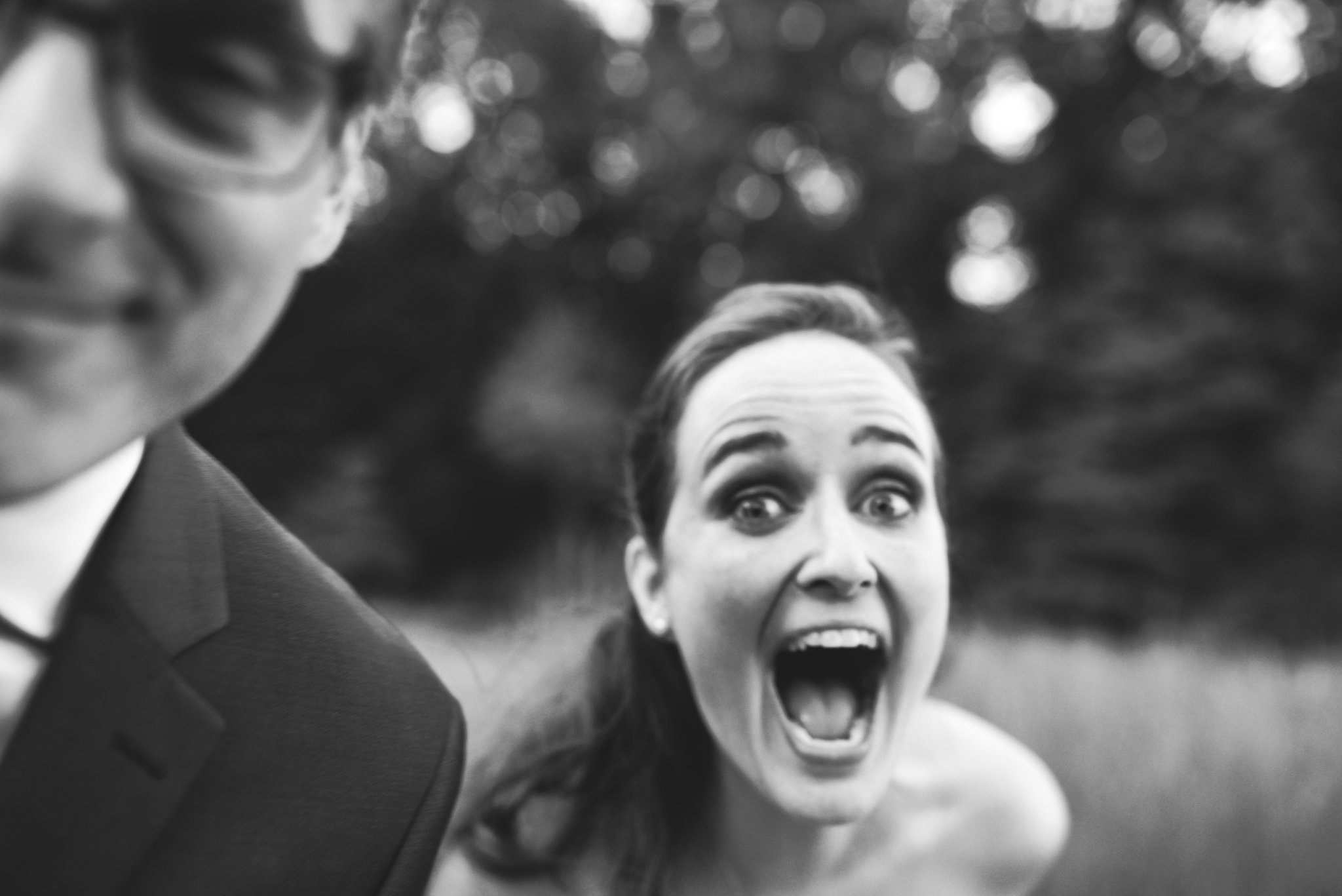 Vintage, DIY, Rustic, Germantown, Baltimore Wedding Photographer, Alternative, Casual, Outdoor Wedding, Church Wedding, Whimsical, Campground, Bride and Groom, Black and White Photo, Fun, Silly