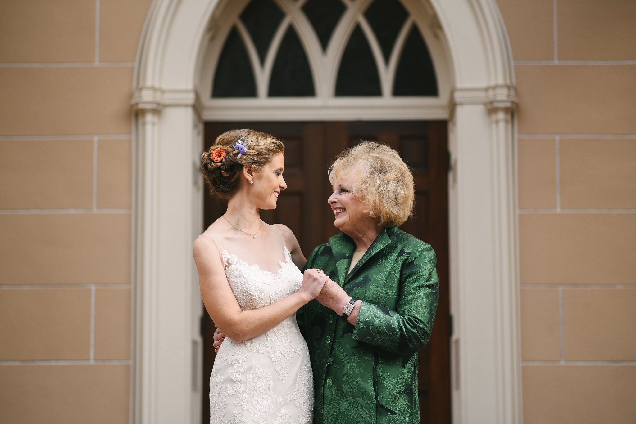 Alexandria, Virginia, Historic Wedding, Old Town, DC, Church Wedding, St. Paul's Episcopal Church, Mother of the Bride, Bride and Mother,